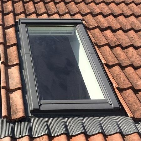 Velux glass